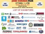 FREE: Ottawa Job Fair - March 12th, 2019, ottawa